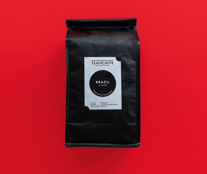 Výběrová káva Brazil Diamond