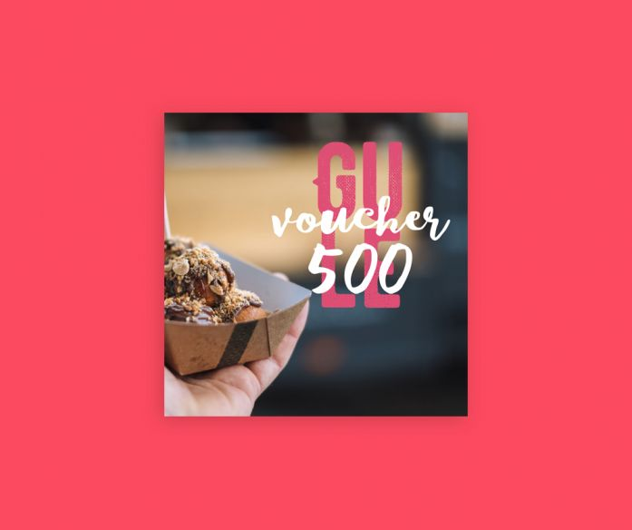 Voucher GULE 500 Kč