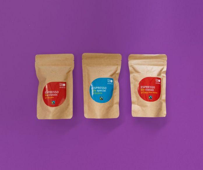 Degustační balíček espresso