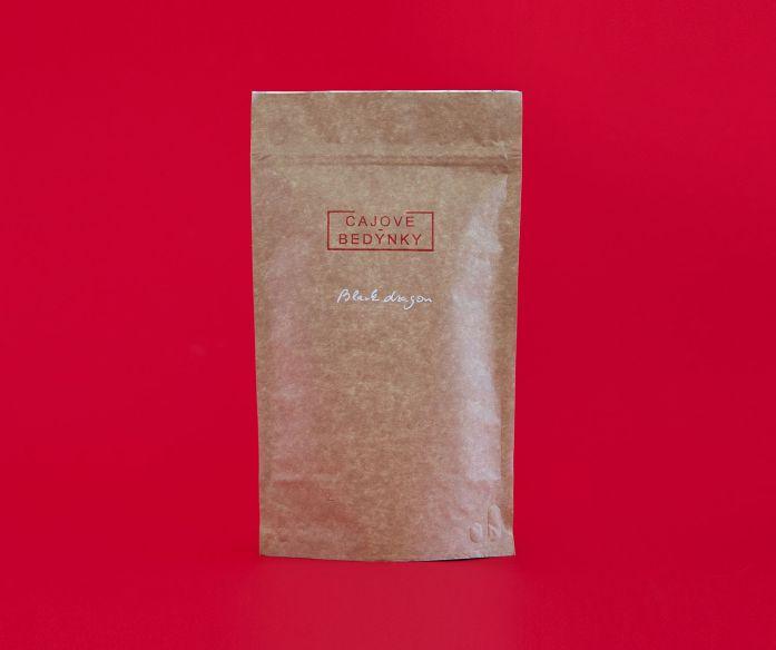 Dárkový balíček 2 sypaných černých čajů