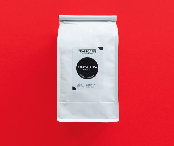 Výběrová káva Costa Rica Palmichal