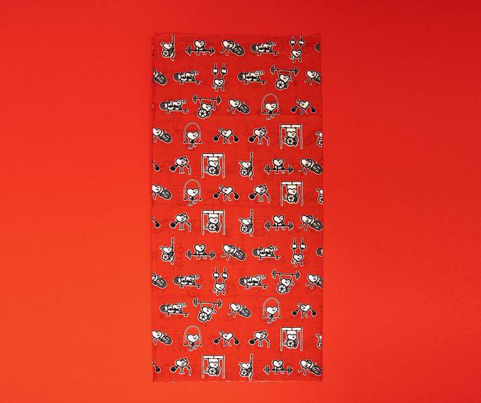 Šátek od SRDCE