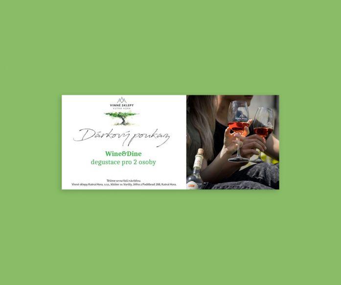 Wine&Dine degustace pro 2