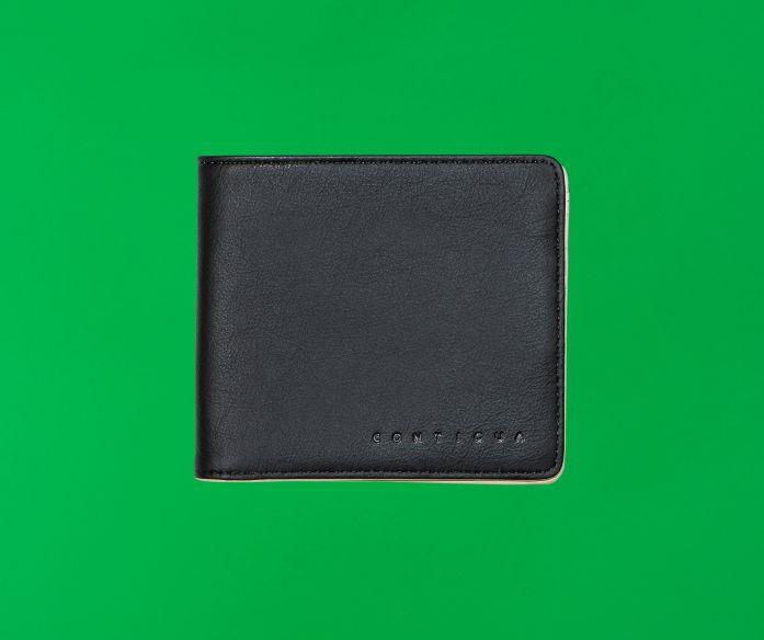 Classic peněženka Contiqua černo-béžová