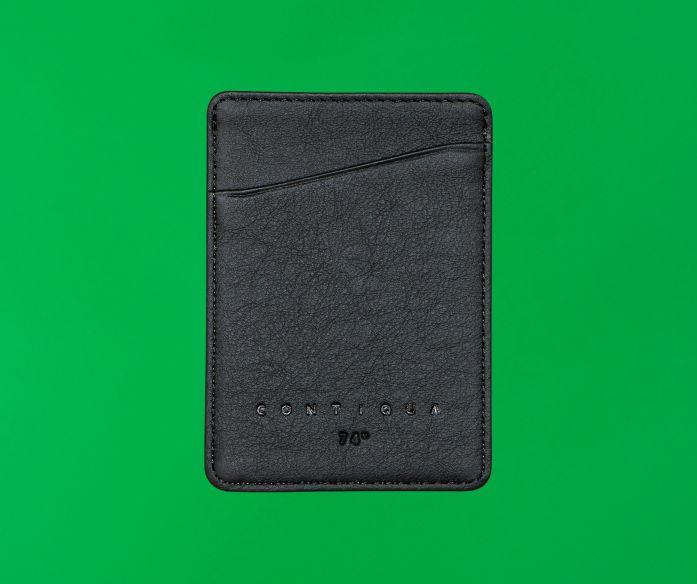 Nano peněženka Contiqua černo-béžová