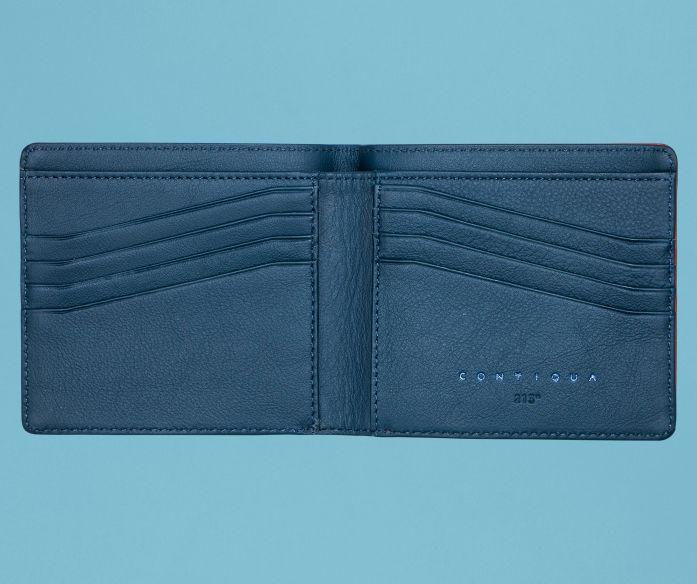 Classic peněženka Contiqua modrá