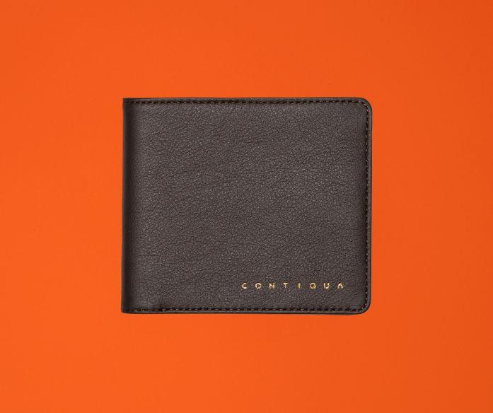 Classic peněženka Contiqua hnědá