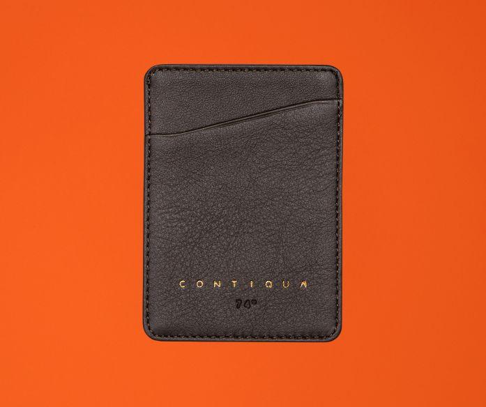 Nano peněženka Contiqua hnědá