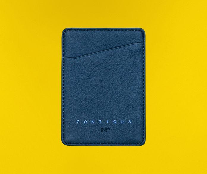 Nano peněženka Contiqua modrá
